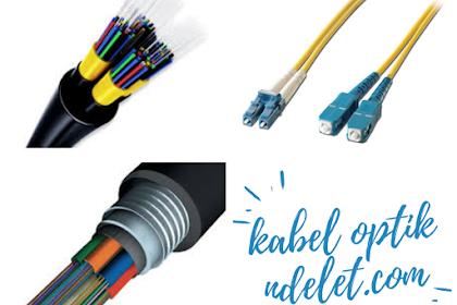 Pengertian kabel fiber optic dan tembaga