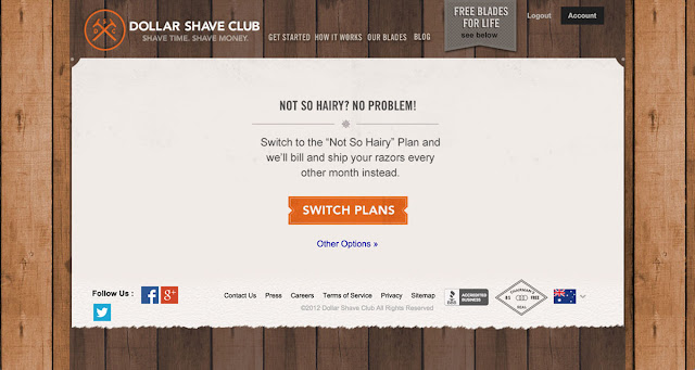 Dollar Shave Club Phone Number
