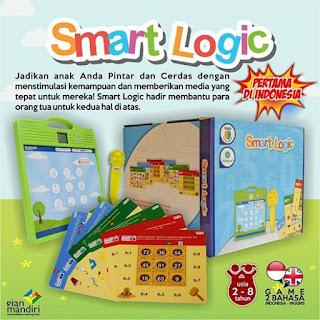 Promo Smart Logico Permainan Anak Anak