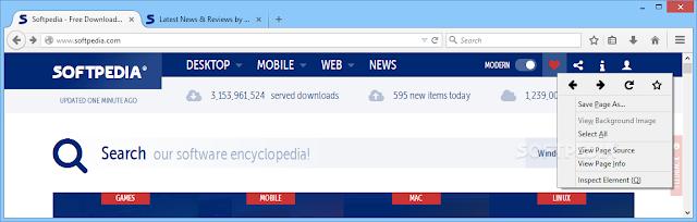 تحميل برنامج فيرفوكس نسخة محمولة مجانا الاصدر الاخير Portable Firefox 45.0.1