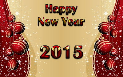 Beautiful Latest Happy New Year Wallpapers 2015 Wishes
