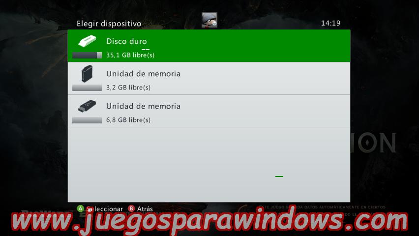 Dragon Age Inquisition Multilenguaje ESPAÑOL XBOX 360 (Región FREE) (COMPLEX) 5