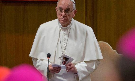 Papa Francisco y las uniones civiles entre homosexuales