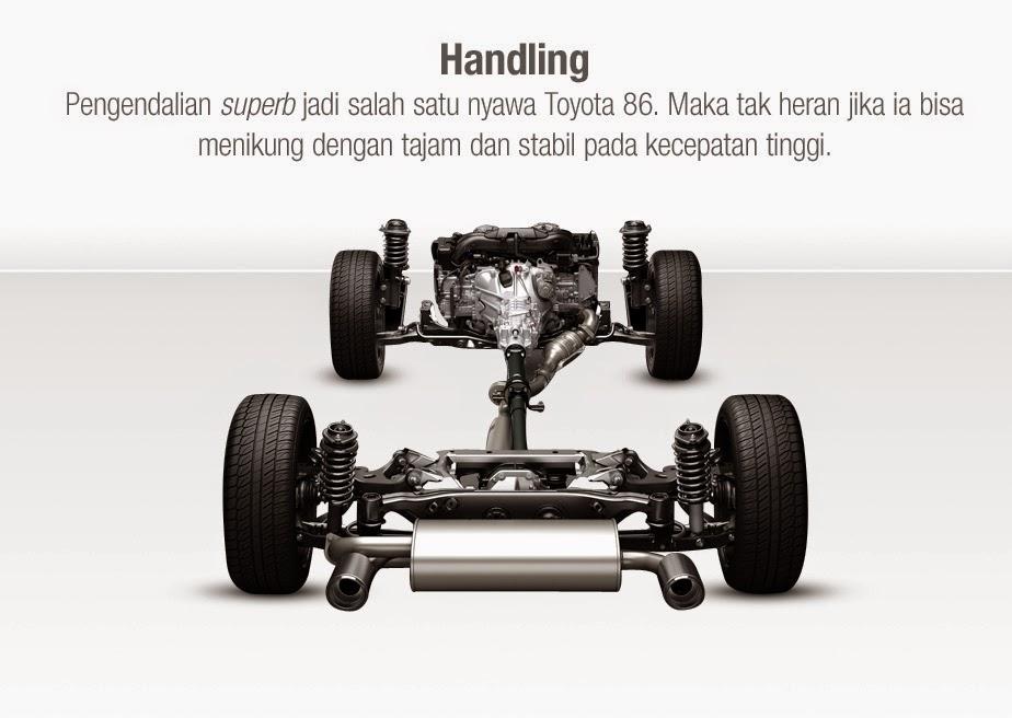 toyota ft86 handling