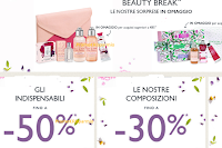 Logo L'Occitane Beauty Break : risparmi fino al 50% e non solo !