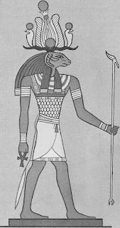 bóg egipski harsafes