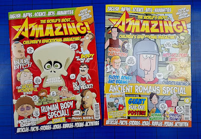 Amazing! Magazine For Kids 7+ - Review, Discount Code and Giveaway (10 Winners)