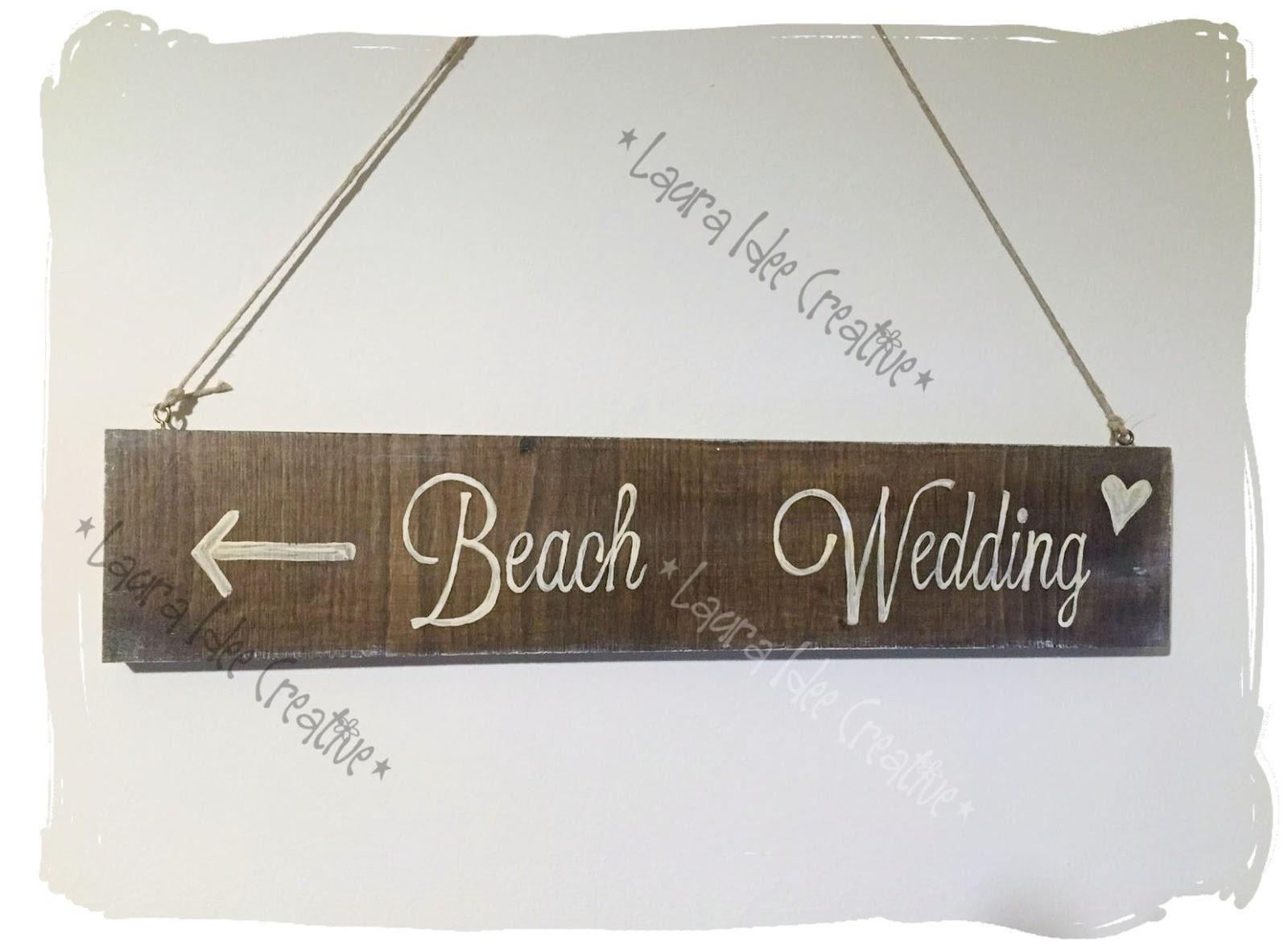 Popolare Laura Idee Creative: Matrimoni 2016 : Cartelli in legno per un  RV88