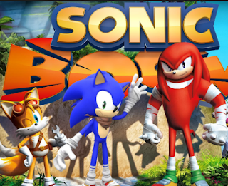 تحميل لعبة Sonic سونيك للكمبيوتر 2018 برابط مباشر