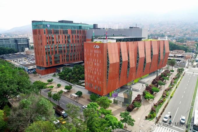 Medellín y la Cuarta Revolución Industrial