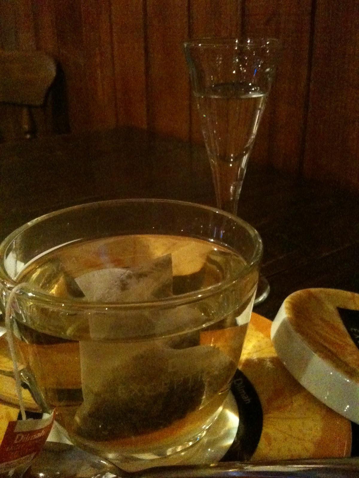 Чай самбука