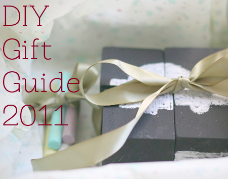 DIY Gift Guide: For a Baby - Say Yes