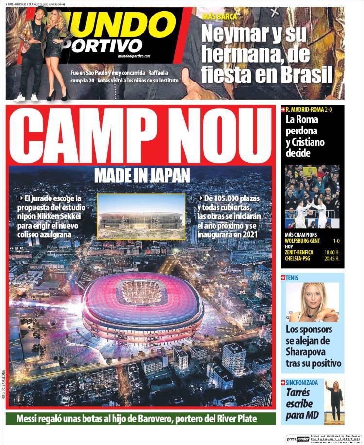 Lucas Moura Messi O Benzema Al Psg: El Madrid Ya Está En Cuartos, El Nuevo Camp Nou: Las