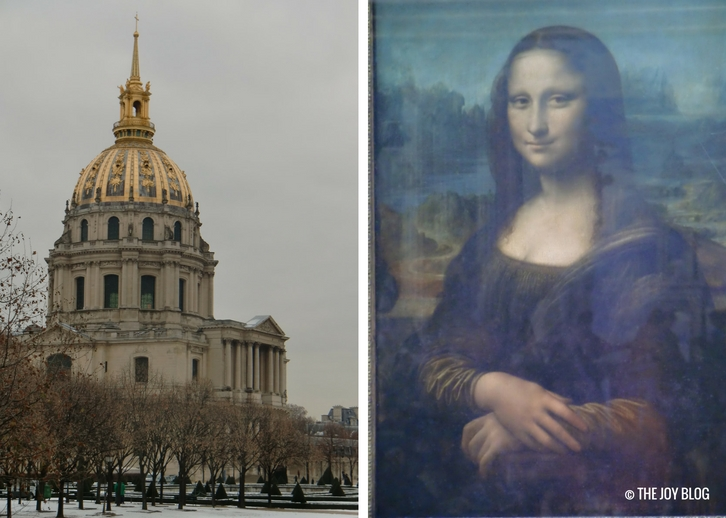 Hotel des Invalides & Mona Lisa | That One Time I Went to Paris // WWW.THEJOYBLOG.NET