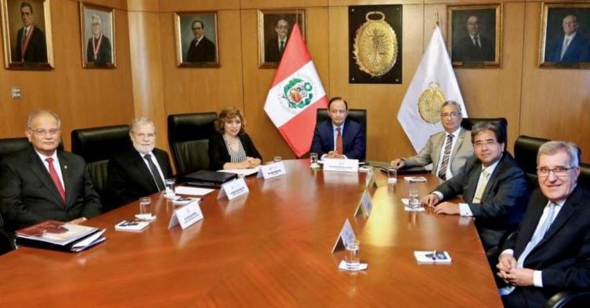 JNJ: El 29 de octubre se publicará lista de postulantes aptos para la Junta Nacional de Justicia - www.comisionespecialjnj.gob.pe