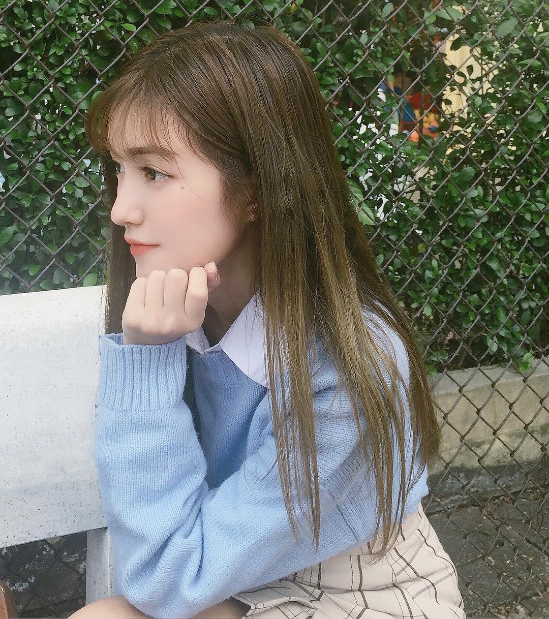Ngắm ảnh Hot girl Facebook Mỹ Uyên cực dễ thương @BaoBua: Eva