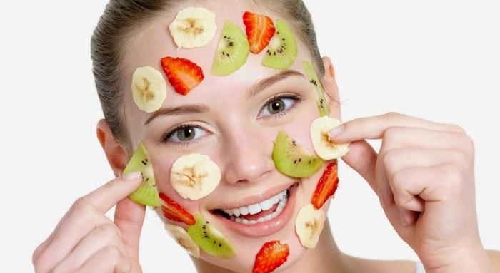 Các loại mặt nạ trái cây cho nàng làm đẹp da mặt