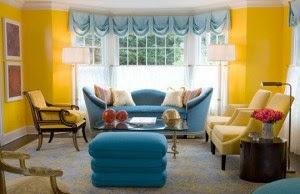 Consigli per la casa e l 39 arredamento tendenza for Idee imbiancatura soggiorno