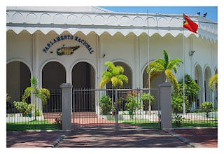 East Timor National Parliament Chambers, Dili