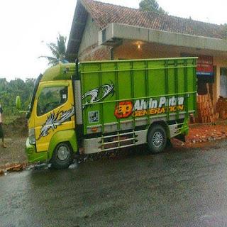 Modifikasi truk canter banyuwangi jepara jawa timur