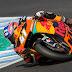 Binder vs Lowes en Moto2, Masia supera a Fenati Moto3 en el cierre del test de Jerez