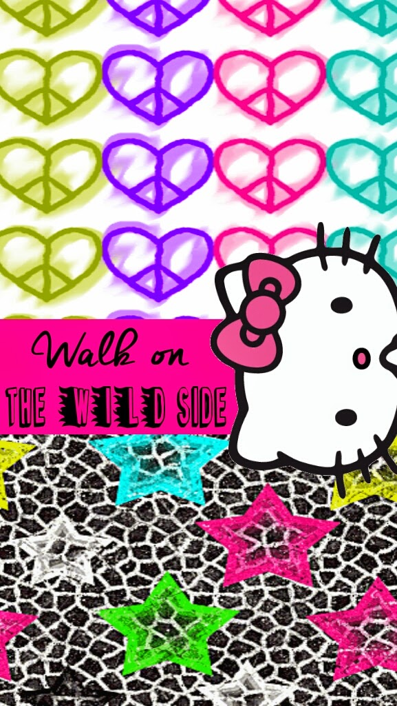 freebies The Wild side hk wallpaper collection