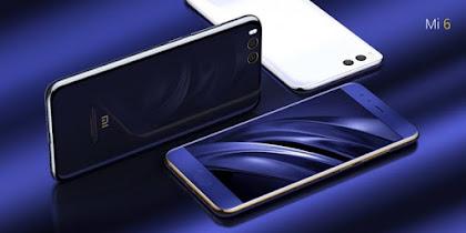 Spesifikasi Harga Xiaomi Mi6 terbaru 2018