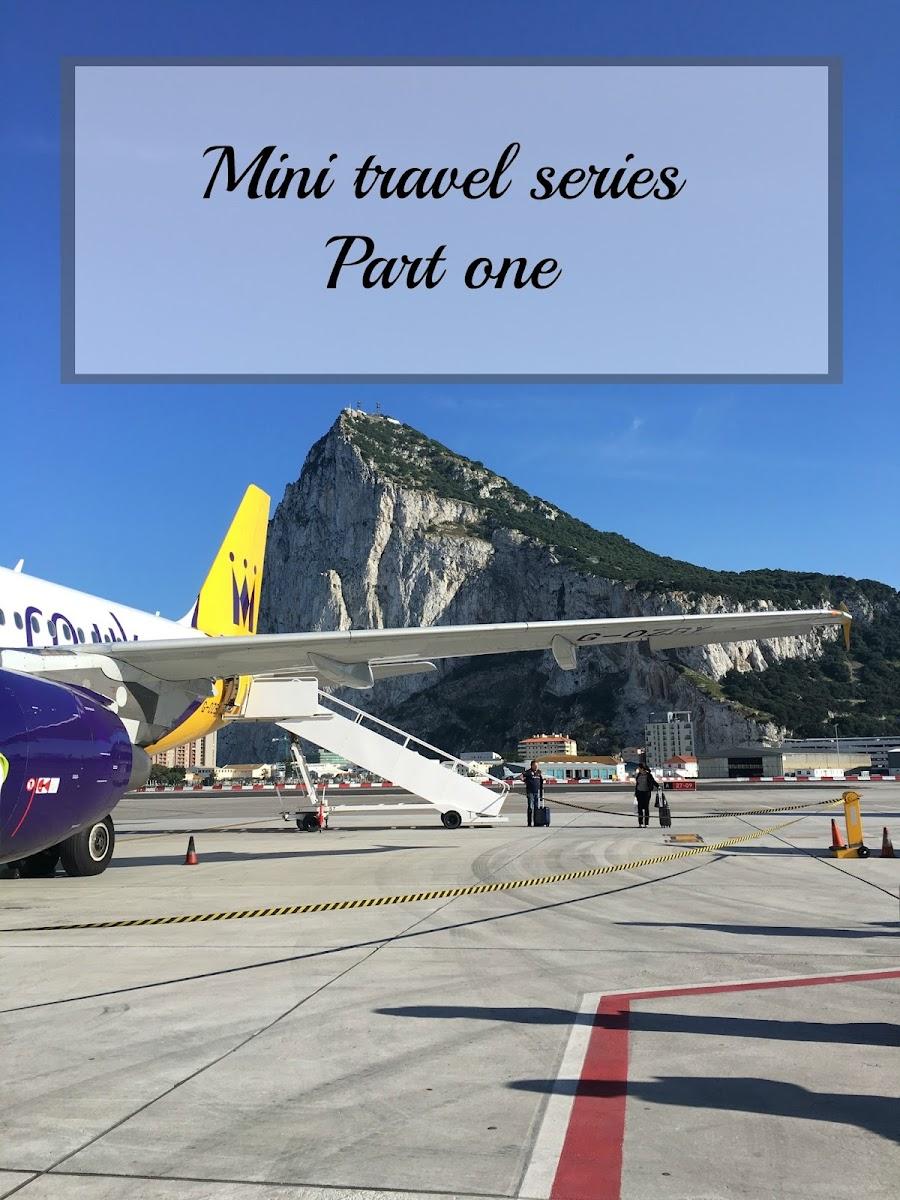 Gibraltar travel series holiday Spain
