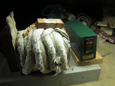испытания муфеля