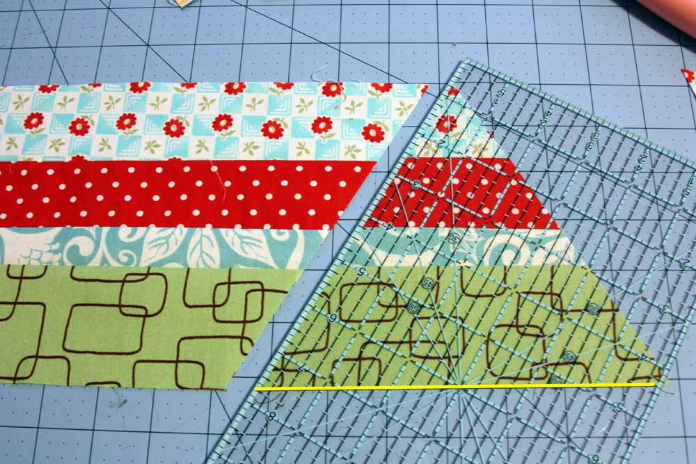 Magnolia Bay Quilts 60 Degree Quilt Tutorial Part 2