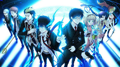 FILME – AO NO EXORCIST