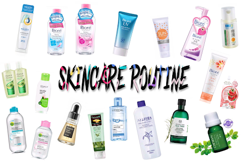 Skincare Routine - Acne Prone Skin (Update)