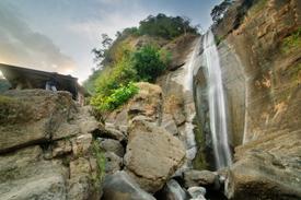 Bridal Veil Falls Benguet