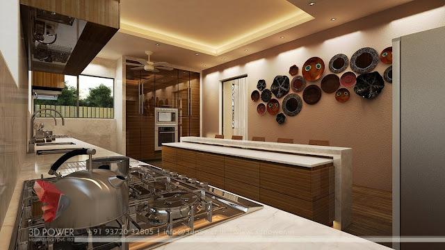 modern kitchen interior design classic style