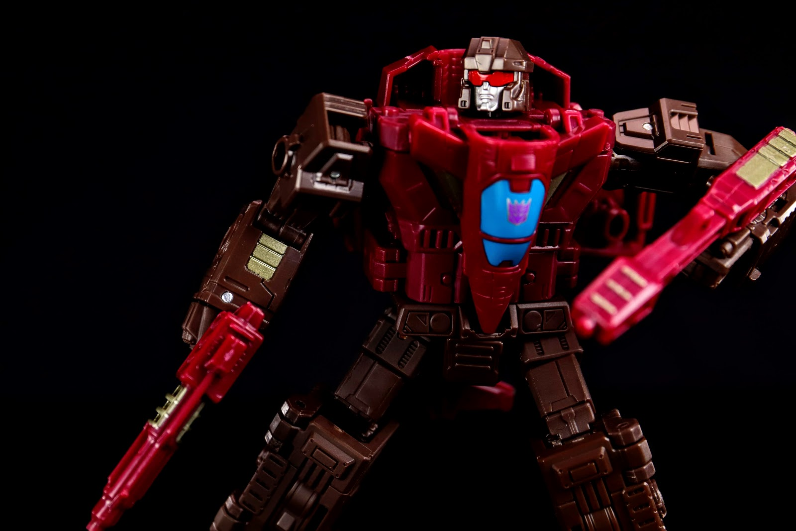 War for Cybertron:Siege Deluxe Class Skytread