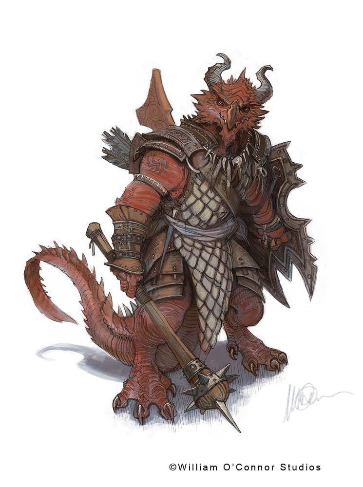 William O'Connor Studios: Fantasy Character Workshop #002