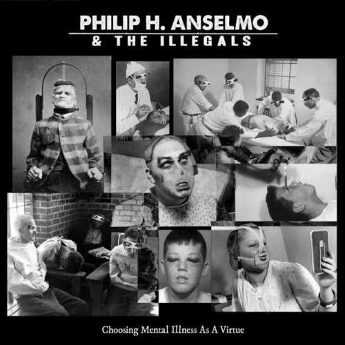 PHILIP H. ANSELMO & THE ILLEGALS: Ακούστε ολόκληρο το νέο album
