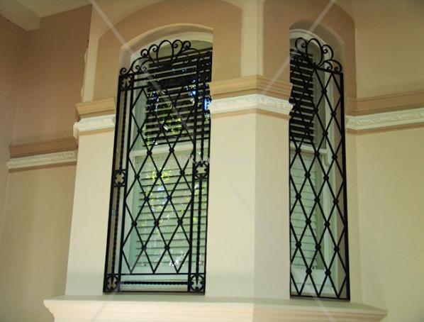 Home window iron grill designs ideas. | New home designs