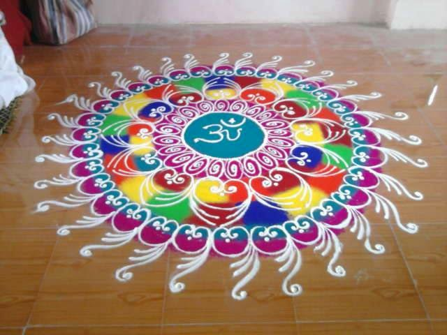 Rangoli Diwali Collection 6