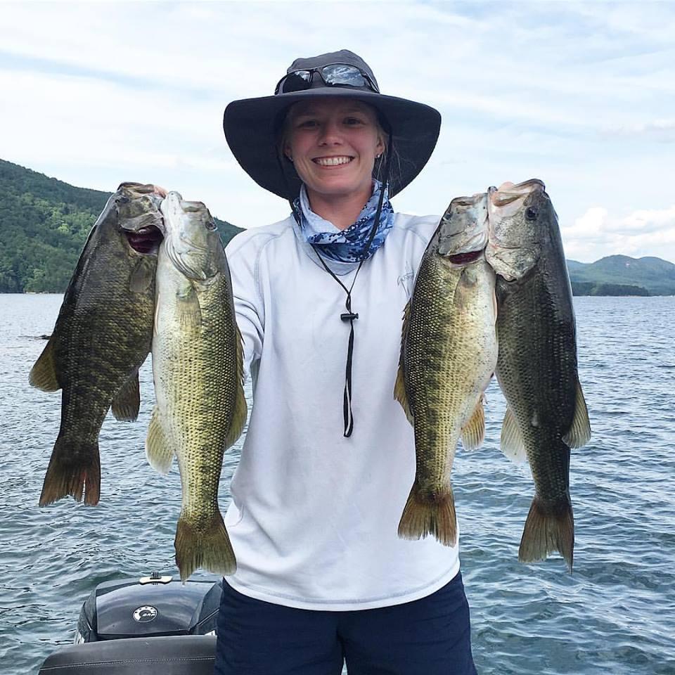 Dream Catcher's Fishing: Fishing Report Fontana Lake, Lake Glenville