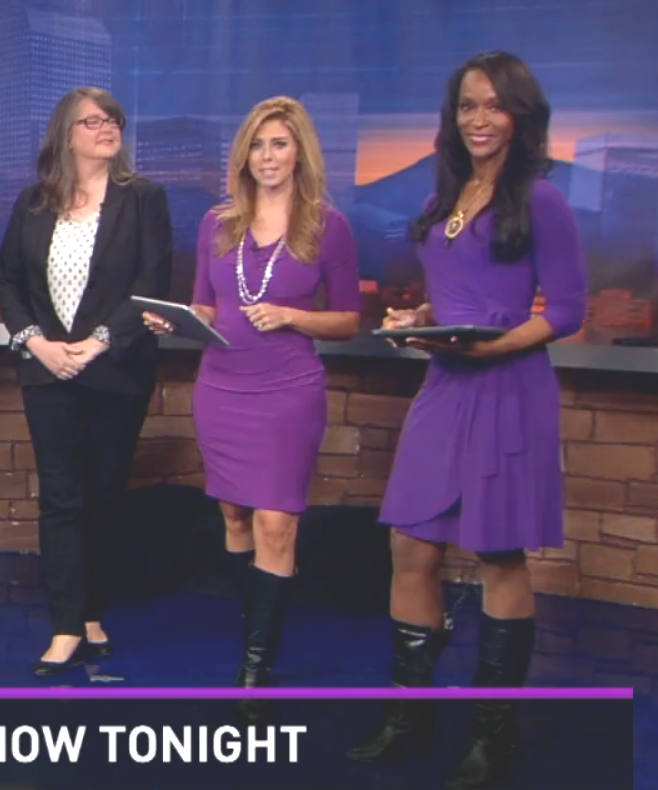 Denver News 7: THE APPRECIATION OF BOOTED NEWS WOMEN BLOG : Tarhonda Thomas