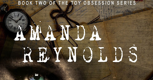 Amanda Reynolds Cover Reveal and Pre-order Notice