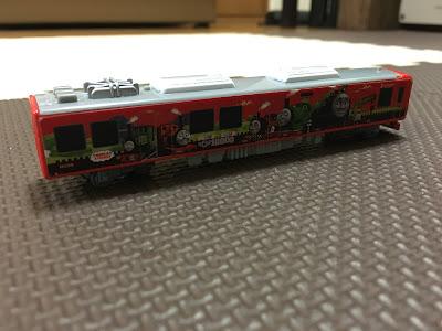 トミカトーマス電車