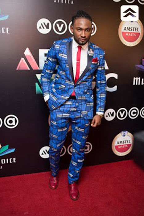 Uti Nwachukwu ankara jacket style (15)
