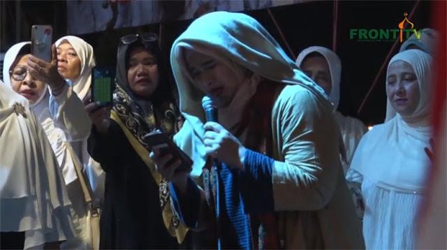 Fahri Hamzah Bela Puisi Neno Warisman: Itu Potongan Doa, Jangan Diralat