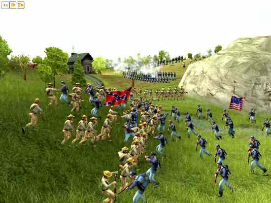 American civil war | PC Video Games | gamepressure.com