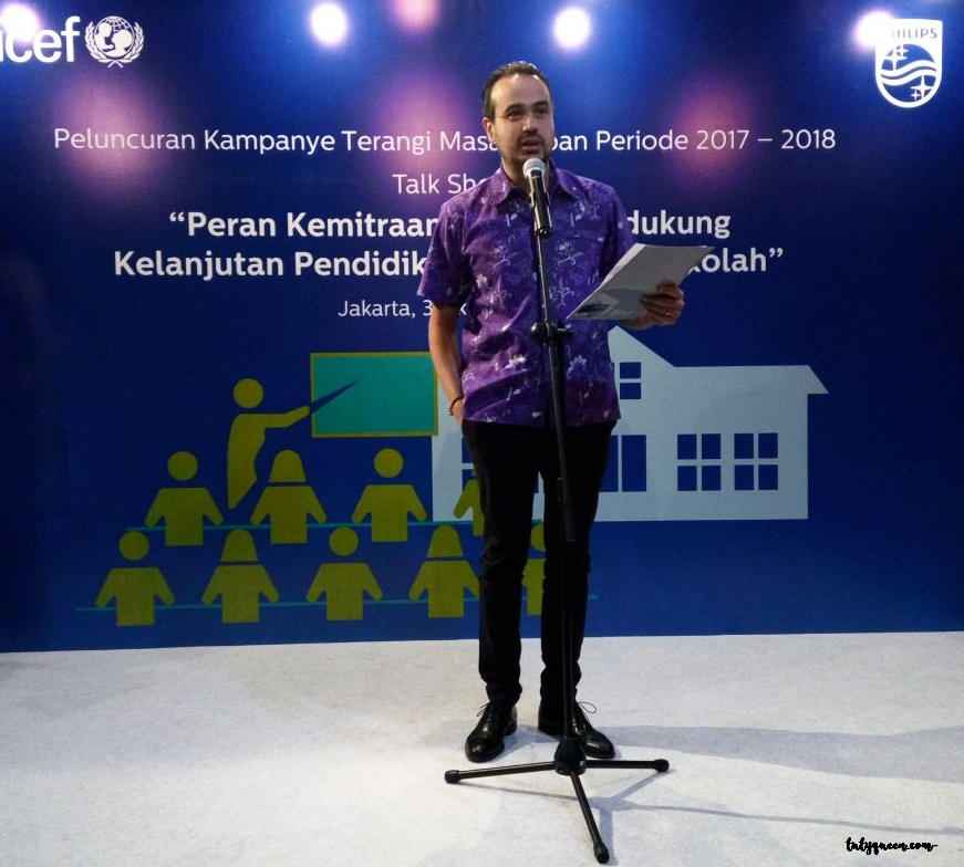 Country Leader Philips Lighting Indonesia