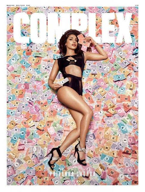 Priyanka Chopra Complex Magazine Pictures