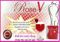 Rose V Obat Keputihan dan Masalah Kewanitaan