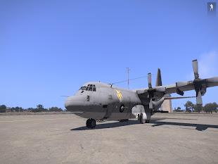 arma3にアメリカ空軍の航空機を追加するMOD